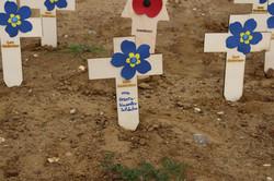Hill 80 - Gedenken der Gefallenen