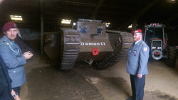 Panzer Marke Eigenbau