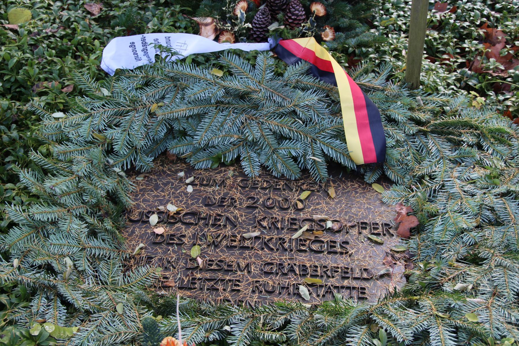 Russischer Firedhof in Kassel-Niederzwehren