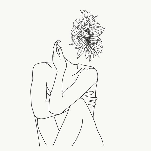 Sunflower Ponder