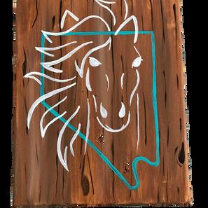Nevada Horse