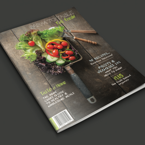 Food Redesign Magazine Cover