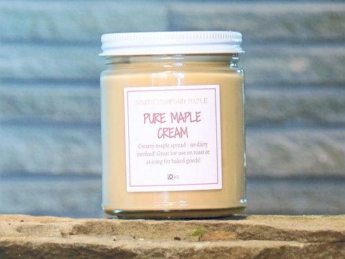 Maple Cream - 10oz Jar
