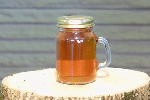 Glass Mason Jar Nip (4oz)