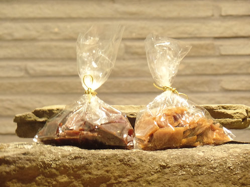 Maple Glass Candy - Large (5oz)