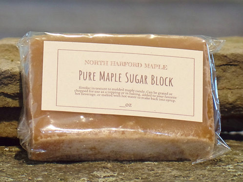 Maple Sugar Blocks