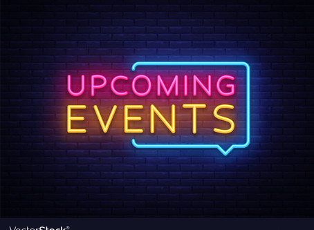 Upcoming Meetings & Events