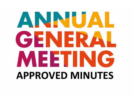 THA Meeting Minutes