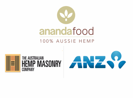 Welcome To Three New Corporate Members: Ananda, ANZ & Australian Hemp Masonry Company