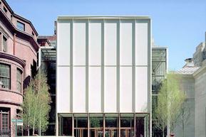 アメリカ ニューヨーク モーガン図書館&博物館