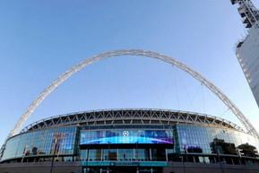 イギリス ロンドン ウェンブリー・スタジアム