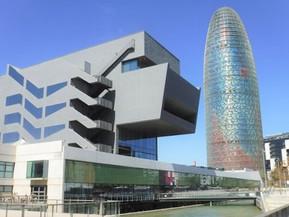 スペイン バルセロナ バルセロナ・デザイン美術館