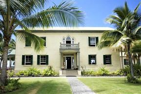 ハワイ ハワイ島 フリヘエ宮殿