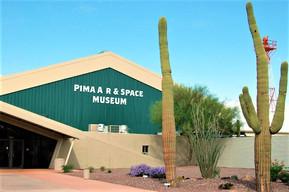 アメリカ アリゾナ ピマ・エアー & スペース・ミュージアム