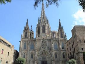 スペイン バルセロナ サンタ・エウラリア大聖堂