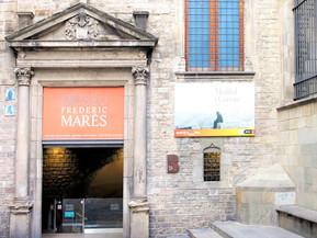 スペイン バルセロナ フレデリック・マレー美術館