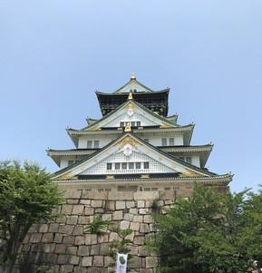 日本 大阪 大阪城天守閣