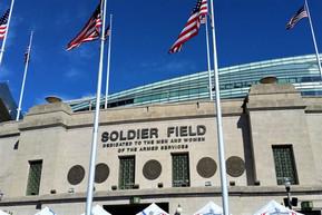 アメリカ シカゴ ソルジャー・フィールド