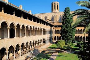 スペイン バルセロナ ペドラルベス修道院