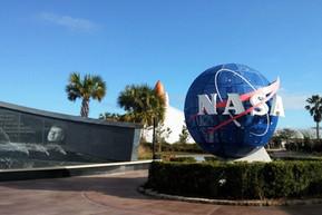 アメリカ フロリダ ケネディ宇宙センター