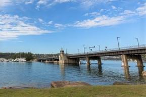 オーストラリア シドニー スピット・ブリッジ