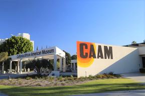 アメリカ ロサンゼルス カリフォルニア・アフリカン・アメリカンミュージアム