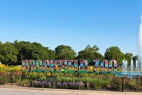 アメリカ シカゴ ブルックフィールド動物園