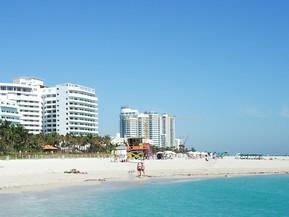アメリカ フロリダ サウスビーチ