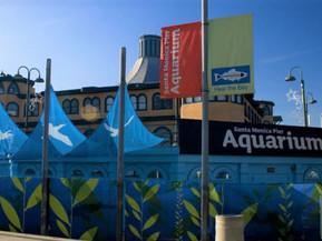 アメリカ ロサンゼルス サンタモニカ・ピア水族館