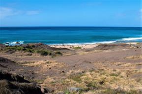 ハワイ オアフ島 カエナ・ポイント州立公園
