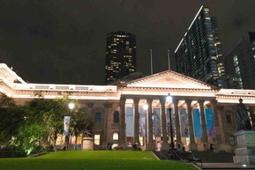 オーストラリア メルボルン ビクトリア州立図書館