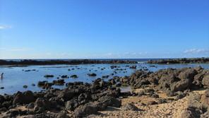 ハワイ オアフ島 ププケア・ビーチ・パーク