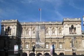 イギリス ロンドン ロイヤル・アカデミー・オブ・アーツ