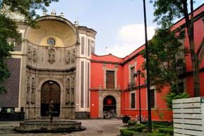 メキシコ メキシコシティ フランツ・マイヤー美術館