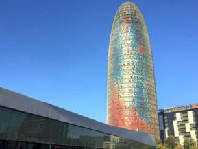 スペイン バルセロナ トーレ・アグバール
