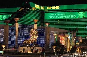 アメリカ ラスベガス MGMグランド