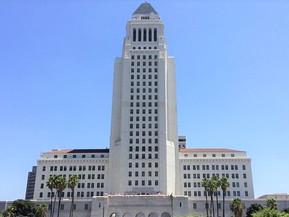 アメリカ ロサンゼルス ロサンゼルス市庁舎