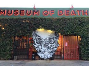 アメリカ ロサンゼルス 死の博物館