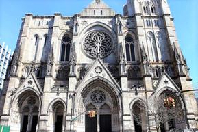 アメリカ ニューヨーク セント・ジョン・ザ・ディヴァイン大聖堂