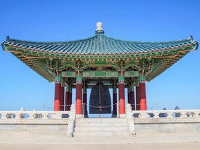 アメリカ ロサンゼルス 朝鮮友情の鐘
