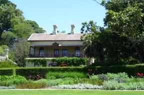 オーストラリア メルボルン メルボルン王立植物園(ロイヤル・ボタニックガーデン)