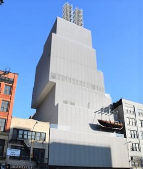 アメリカ ニューヨーク ニュー・ミュージアム・オブ・コンテンポラリー・アート