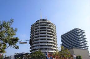 アメリカ ロサンゼルス キャピトル・レコード・タワー