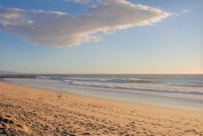 アメリカ ロサンゼルス ドックワイラー・ビーチ