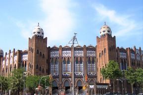 スペイン バルセロナ モヌメンタル闘牛場