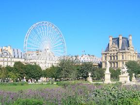 フランス パリ チュイルリー庭園:魅力・見どころ・アクセス方法・入場方法・チケット購入方法・基本情報まで徹底ナビ!