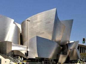 アメリカ ロサンゼルス ウォルトディズニー・コンサートホール