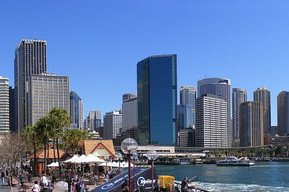 オーストラリア シドニー サーキュラー・キー