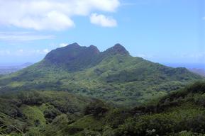 ハワイ オアフ島 オロマナ