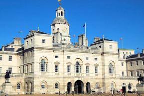 イギリス ロンドン ホースガーズ&近衛騎兵隊博物館